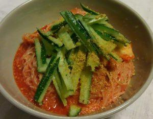 【レシピ】「ユン食堂」の料理を作ってみた! ビビンククス