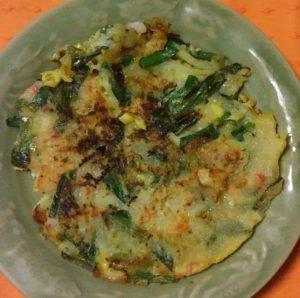 【レシピ】「三食ごはん 農村編2」の料理を作ってみた! 海鮮チヂミ